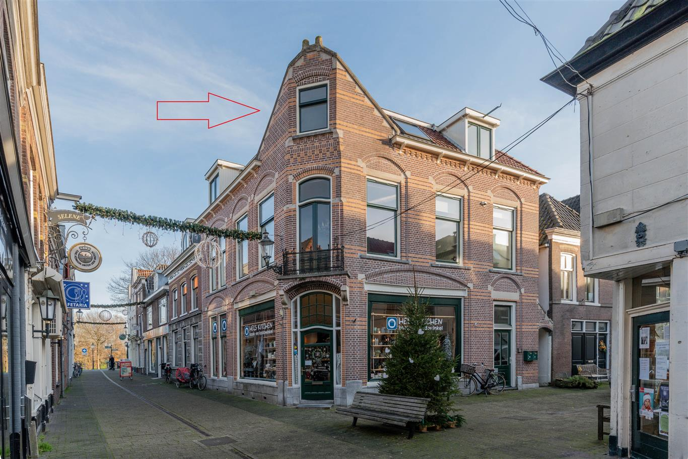 Middenstraat 1B, Weesp